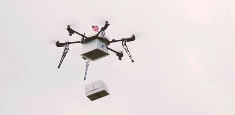 """רחפן אוטונומי לשירותי חירום Filrtey / צילום: יח""""צ"""