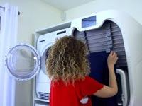 """מכונה רובוטית לקיפול כביסה, בגדים, טכנולוגיה, FoldiMate / צילום: יח""""צ"""