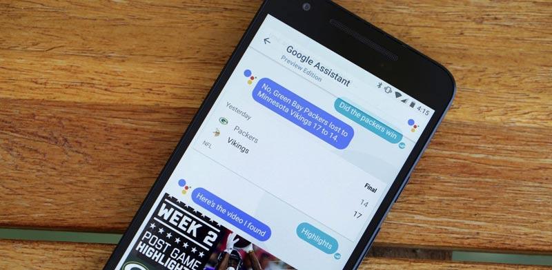 שירות מסרונים מיידים של גוגל, Google Allo /  צילום: וידאו