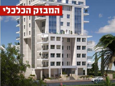 מבזק, נדלן, הדמיה  אאורה ישראל/צילום: אאורה ישראל
