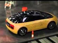 מכונית חשמלית של אפל / צילום: וידאו
