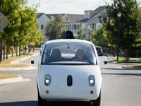 """מכונית ללא נהג של גוגל, גוגל קאר,  Waymo/ צילום: יח""""צ"""