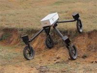 רובוט חקלאי, אוסטרליה, רובוטיקה   SwagBot/ צילום: וידאו