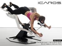 מכשיר כושר מציאות מדומה, סטארט אפ Icaros GmbH / צילום: Icaros GmbH