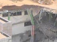 קריסת חניון ברמת החייל/ צילום: חדשות 2
