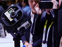 """מצלמת מציאות מדומה של גו-פרו Go Pro / צילום: יח""""צ"""