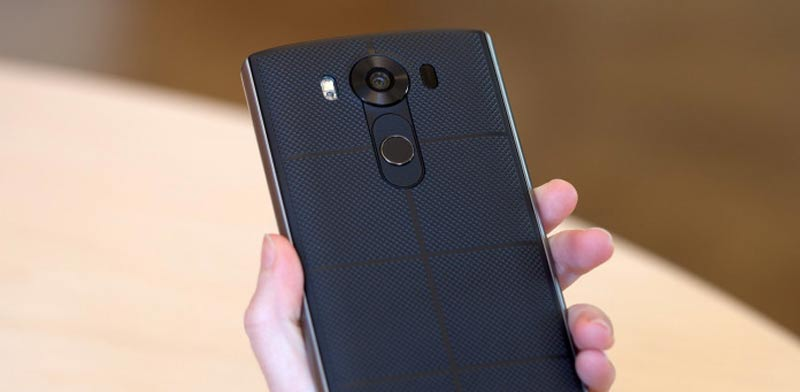 סמארטפון LG v20 מובייל, טכנולוגיה, סלולר / צילום: וידאו