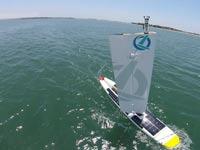 """מערכת צוללת רחפן סירה בלתי מאויישים לוקהיד מרטין / צילום: יח""""צ"""