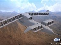 """מטוס ללא טייס X Plane, משרד הביטחון האמריקאי, Darpa / צילום: יח""""צ"""