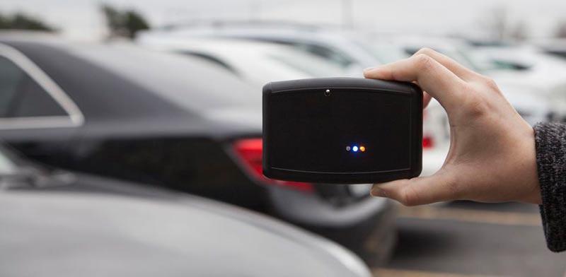מכשיר לגניבת רכב/ צילום: מהוידאו