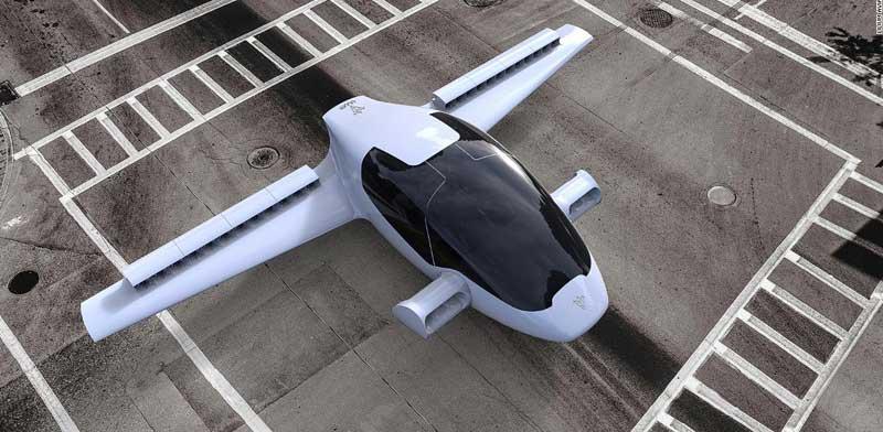 """מסלול הטיולים המסוכן בעולם, מטוס חשמלי פרטי Lilum / צילום: יח""""צ"""