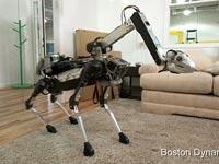 רובוט משרת ביתי, גוגל, בוסטון דיינמיקס / צילום: וידאו