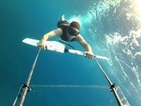 ספורט ימי, אקסטרים, צלילה,  Subwing / צילום: וידאו