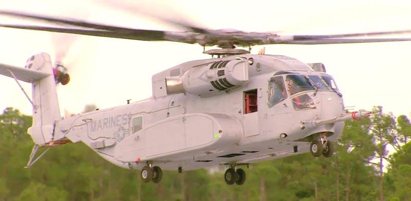 """מסוק ה-CH-53K חברת  סיקורסקי  לוקהיד מרטין צה""""ל / צילום: יח""""צ"""