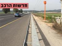 חדשות הרכב, מצלמת מהירות כביש הסרגל/ צילום: אתר מיצו