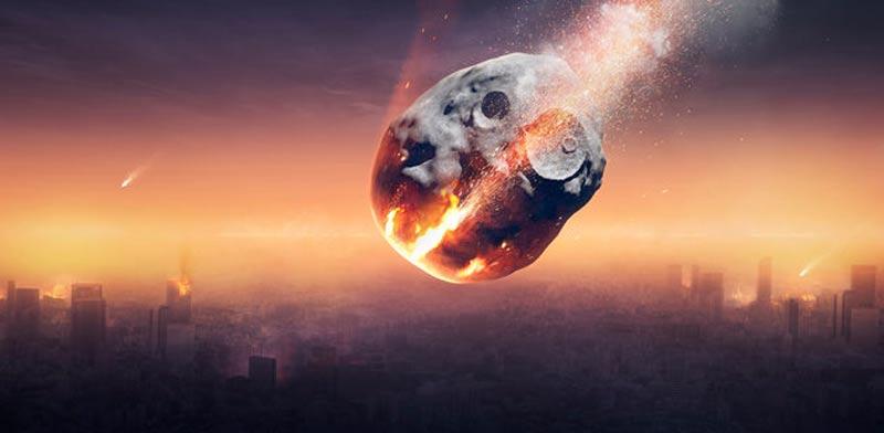 """נאס""""א, """"המשרד להגנה פלנטרית"""", אסטרואידים ארמגדון / צילום: וידאו"""