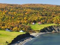 אי קייפ ברטון נובה סקוטיה קנדה, שטח חינם / צילום: וידאו