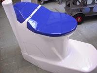 """אסלה שמייצרת חשמל, אפריקה, בריטניה Nano Membrane Toilet / צילום: יח""""צ"""