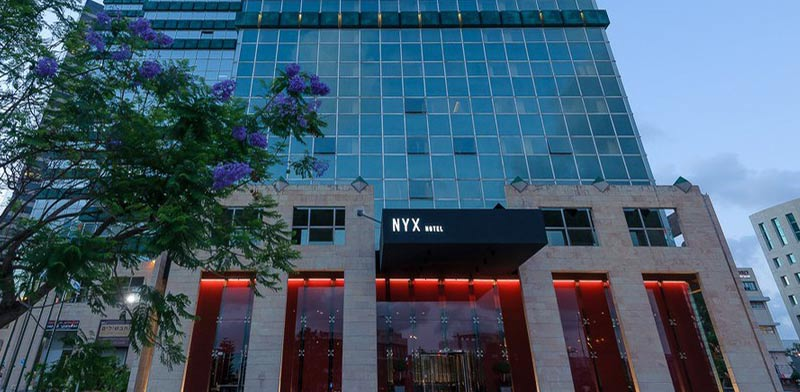 NYX Hotel Tel Aviv Photo: PR