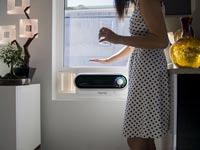 נוריה מזגן חלון חדש / צילום: מתוך קיקסטארטר