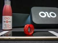 """מדפסת תלת ממד מבוססת סמארטפון OLO 3D Printer, קיקסטארטר / צילום: יח""""צ"""