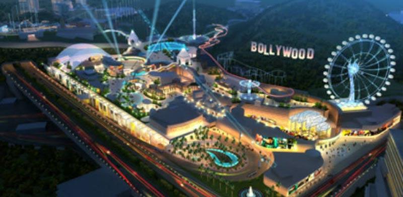 """דובאי, פארק שעשועים בהשראת הוליווד,  &Resorts Dubai Parks / צילום: יח""""צ"""