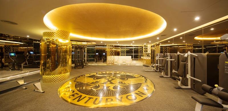"""חדר כושר לאלפיון העליון, CENTURYON, וייטנאם / צילום: יח""""צ"""
