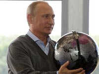 ולדימיר פוטין, נשיא רוסיה / צילום: וידאו