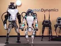 """רובוט אטלס, בוסטון דיינמיקס, רובוטים, גוגל / צילום: יח""""צ"""