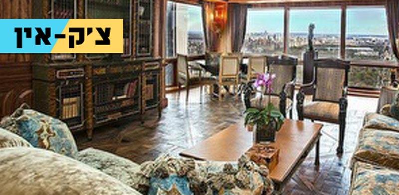 צ'ק אין, המלון של כריסטיאנו רונלדו/ צילום: מתוך הוידאו