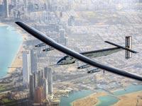 מטוס סולארי / צילום: מהוידאו