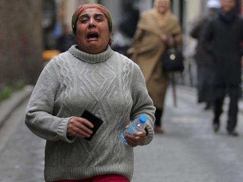פיגוע טרור בטורקיה / צילום: וואלה News