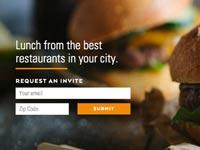 """סטארט אפ, מנוי חודשי לארוחות צהריים, ניו יורק MealPass / צילום: יח""""צ"""
