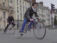 אופניים עם שלדה מתעקמת Troacadero / צילום: Troacadero