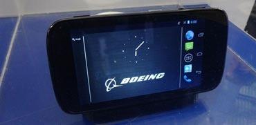 הסמארטפון המאובטח ביותר בעולם, בואינג בלאק / צילום: וידאו
