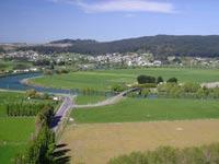 עיירה ניו זילנד / צילום: מהוידאו