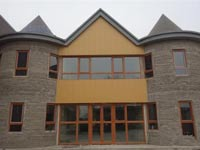וילה שנבנתה באמצעות מדפסת תלת ממד, סין, בנייה, בתים, דירות / צילום: וידאו