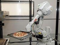 סטארט אפ רובוטיקה פיצות, מזון, Zume Pizza / צילום: וידאו