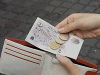"ארנק חכם, ארנק שממיין כסף, סינגפור, קיקסטארטר KIN wallet / צילום: יח""צ"