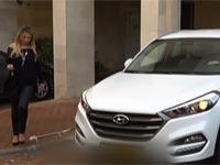 יונדאי, נהגת מגלה שנוהגים לה ברכב/ צילום: הכל כלול ערוץ10