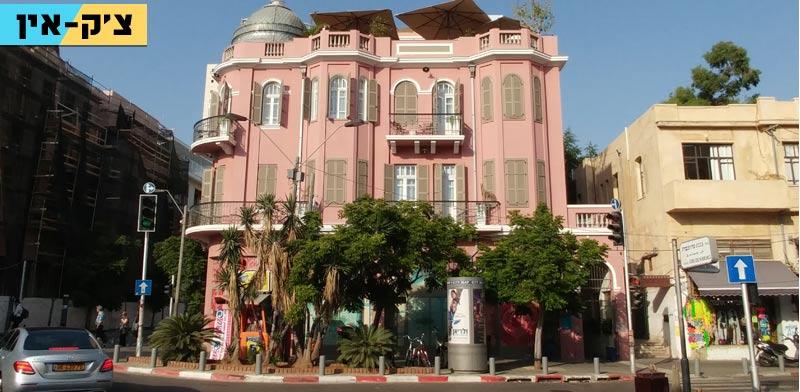 Nordoy Hotel Photo: Dafi Hirschfeld-Shalem
