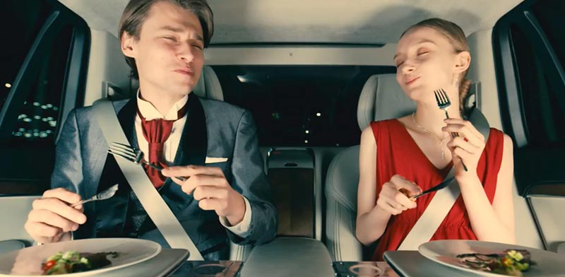 UBEREATS, מסעדות,  צילום: מתוך הוידאו
