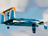 """מחסן מעופף לרחפנים אמזון    Flying Warehouse / צילום: יח""""צ"""