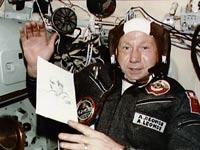 קוסמונאוט רוסי  / צילום: ויקיפדיה