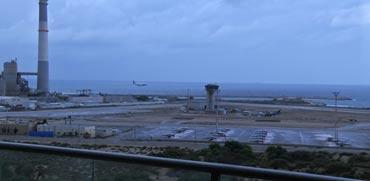 פנטהאוז מעל שדה דב צילום: מתוך הוידאו