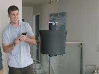 רחפן ביתי aria/ ציללום: מתוך הוידאו