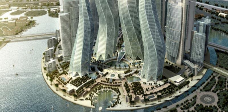 דובאי ,ארכיטקטורה / קרדיט: מתוך הוידאו