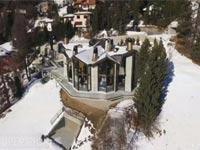 אחוזה למכירה בשוויץ/ צילום: מתוך הוידאו