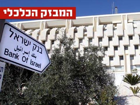 מבזק, בנק ישראל/צילום: אריאל ירוזולמסקי