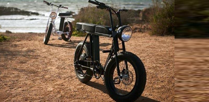 אופניים חשמליים moke/ צילום: יחצ